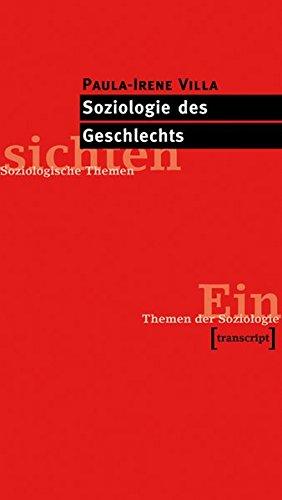 9783837618426: Soziologie des Geschlechts