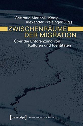 9783837619331: Zwischenr�ume der Migration: �ber die Entgrenzung von Kulturen und Identit�ten
