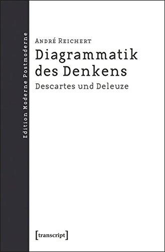 9783837624540: Diagrammatik des Denkens: Descartes und Deleuze