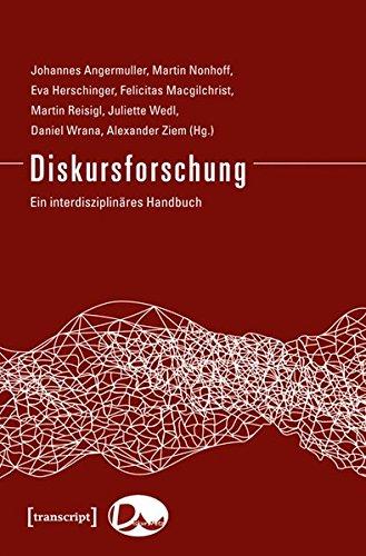 Diskursforschung: Johannes Angermuller