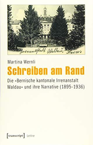 Schreiben am Rand: Martina Wernli