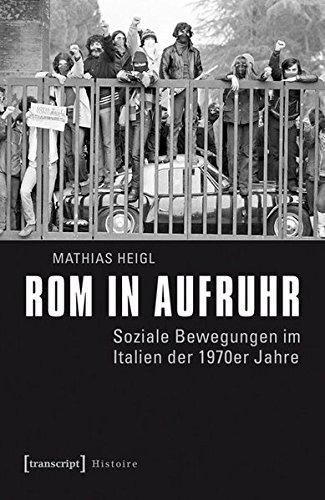 Rom in Aufruhr: Mathias Heigl