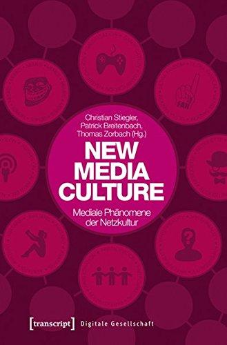 New Media Culture: Mediale Phänomene der Netzkultur (Paperback)