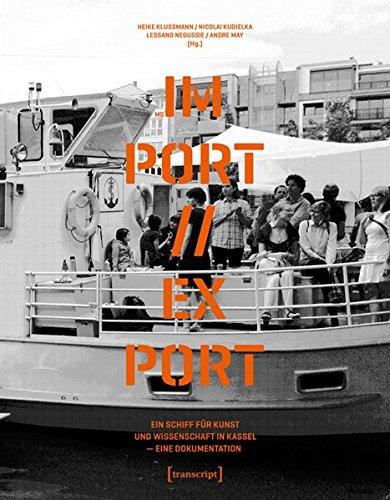 MS IM-PORT//EX-PORT - Ein Schiff fur Kunst: Heike Klussmann, Nicolai