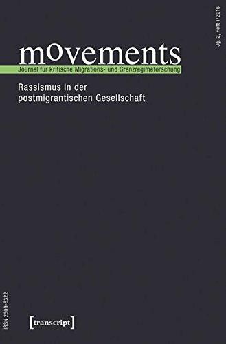 movements. Journal fur kritische Migrations- und Grenzregimeforschung: Kijan Espahangizi, Sabine