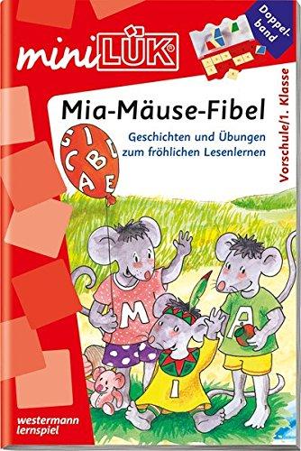 9783837741902: LÜK mini. Mia-Mäuse-Fibel