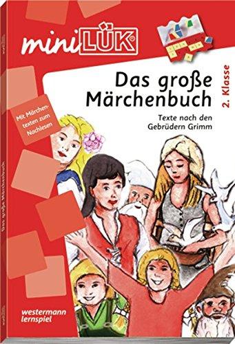 9783837743104: miniLÜK. Das große Märchenbuch: MiniLük-Übungen plus 4