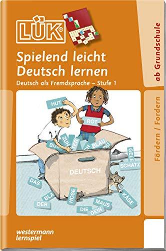 9783837747119: LÜK. Deutsch als Fremdsprache 1