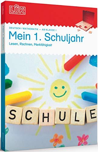 9783837749304: LÜK-Sets: LÜK-Set: Mein erstes Schuljahr, portada surtida
