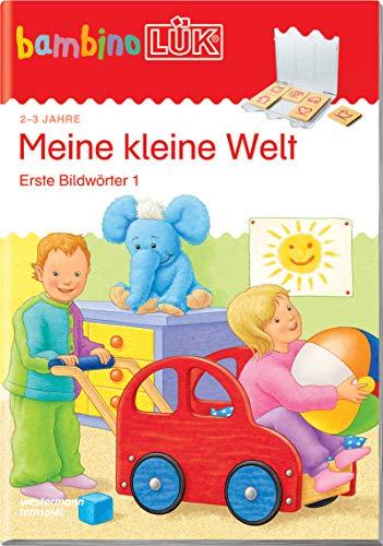 9783837779882: bambinoLÜK Meine kleine Welt: Erste Bildwörter 1