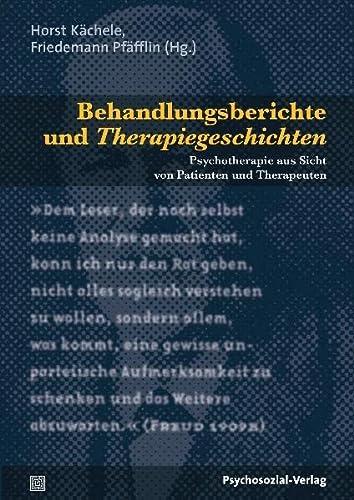 9783837920161: Behandlungsberichte und Therapiegeschichten