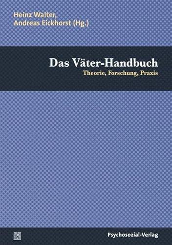 9783837920888: Das Väter-Handbuch: Theorie, Forschung, Praxis