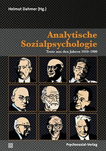 9783837922370: Analytische Sozialpsychologie: Texte aus den Jahren 1910-1980, 2 Bände