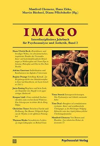 9783837922646: IMAGO: Interdisziplinäres Jahrbuch für Psychoanalyse und Ästhetik 2