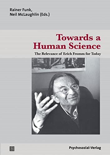 9783837925357: Towards a Human Science