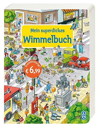 9783838000053: Mein superdickes Wimmelbuch