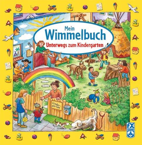 9783838000176: Mein Wimmelbuch