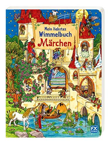 9783838000497: Mein liebstes Wimmelbuch Märchen