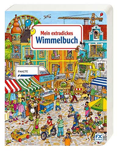Wimmelbuch Weihnachten.Extradickes Wimmelbuch Abebooks