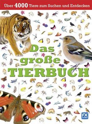 9783838020150: Das große Tierbuch