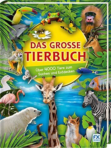 9783838020563: Das große Tierbuch