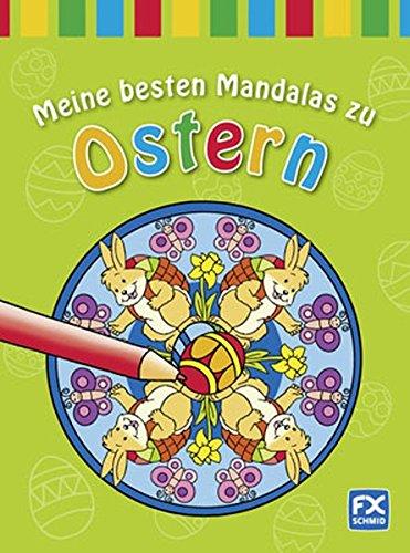 Meine besten Mandalas zu Ostern