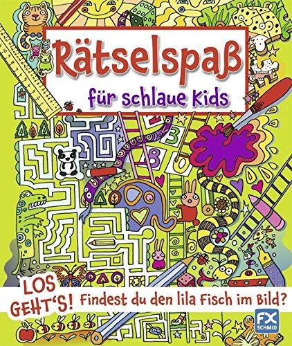 9783838030944: Rätselspaß für schlaue Kids