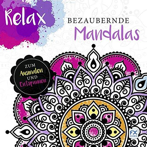9783838031101: Relax Bezaubernde Mandalas