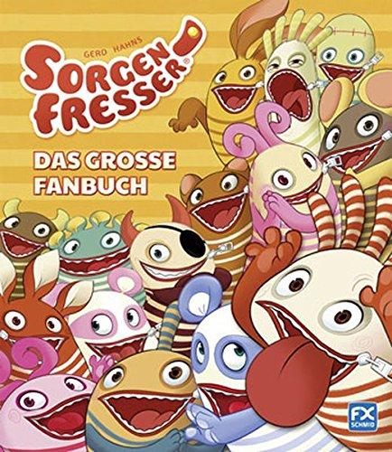 9783838070148: Gerd Hahns Sorgenfresser: Das große Fanbuch