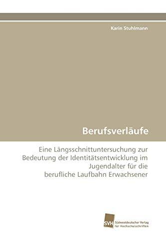 Berufsverlaufe: Karin Stuhlmann