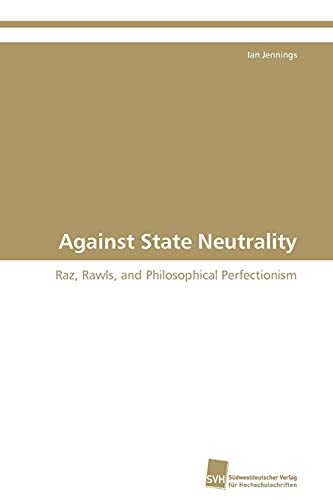 Against State Neutrality: Ian Jennings
