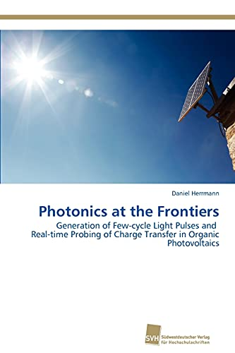 Photonics at the Frontiers: Daniel Herrmann