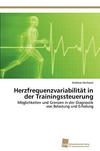 9783838131559: Herzfrequenzvariabilitat in Der Trainingssteuerung