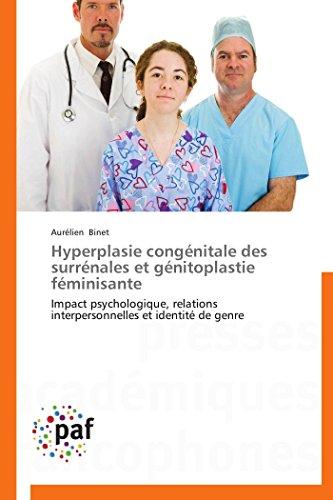 9783838145518: Hyperplasie congénitale des surrénales et génitoplastie féminisante