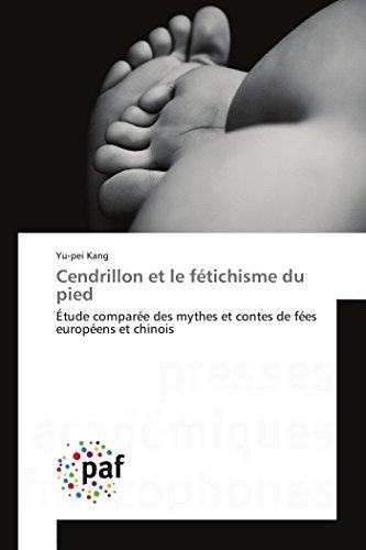 9783838146843: Cendrillon Et Le Fetichisme Du Pied