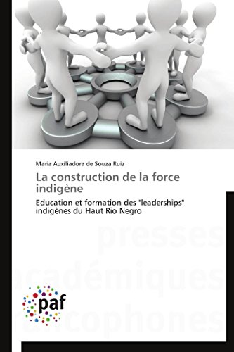 9783838149974: La construction de la force indigène (OMN.PRES.FRANC.)