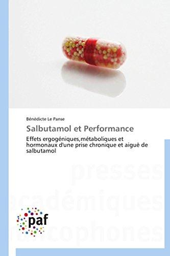 Salbutamol Et Performance: B N Dicte