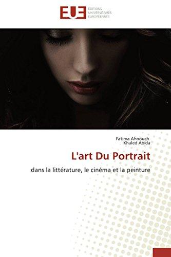 9783838181486: L'art du portrait