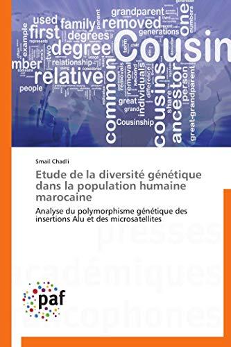 Etude de la diversité génétique dans la: Chadli, Smail