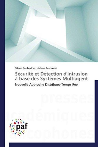 Sécurité et Détection d'Intrusion à base des: Siham Benhadou, Hicham
