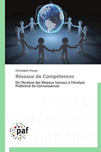 9783838188409: Réseaux de compétences (OMN.PRES.FRANC.)