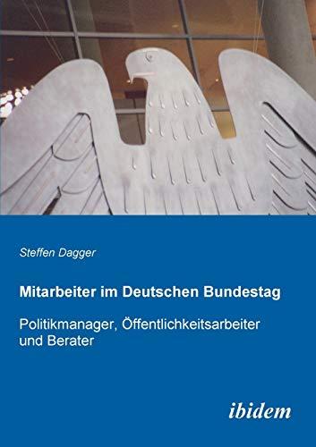 9783838200071: Mitarbeiter im Deutschen Bundestag (German Edition)
