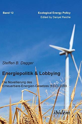 Energiepolitik & Lobbying: Steffen B. Dagger