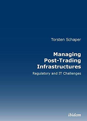 Managing Post-Trading Infrastructures: Torsten Schaper