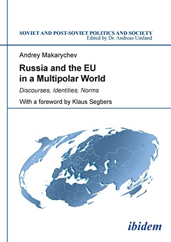 9783838206295: Russia and the Eu in a Multipolar World