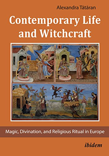 9783838207780: Contemporary Life and Witchcraft: Magic, Divination, and Religious Ritual in Europe