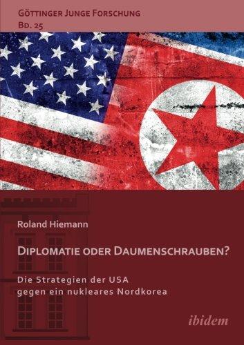 Diplomatie oder Daumenschrauben?: Roland Hiemann