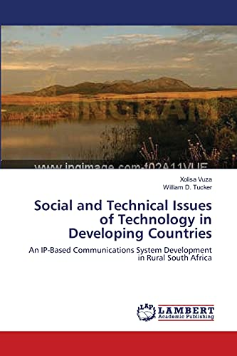 Social and Technical Issues of Technology in Developing Countries: Xolisa Vuza