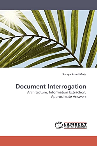 Document Interrogation: Soraya Abad-Mota