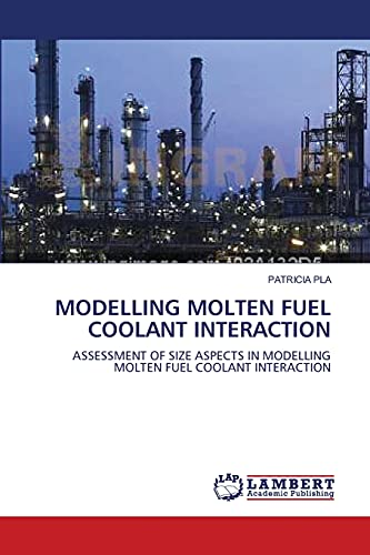 9783838311081: MODELLING MOLTEN FUEL COOLANT INTERACTION